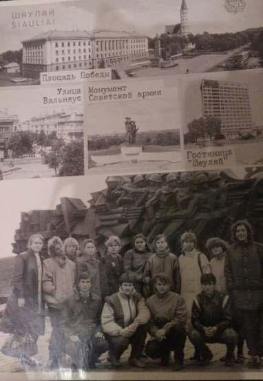 04_Пліскунова О.М. (стоїть, перша праворуч) зі студентами Артемівського