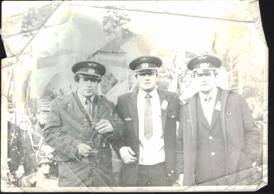 07_Колектив АТК 19031 під час міського параду