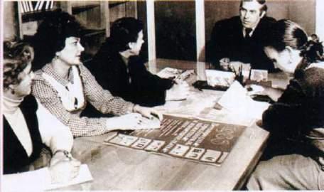 09_М.П. Забродін на засіданні Худради під час обговорення та затвердження репертуару 1986