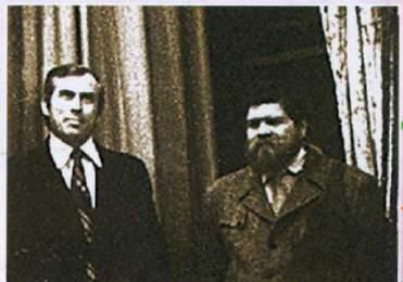 09_М.П. Забродін – директор театру та головний режисер О.М. Янкелевич (1980)